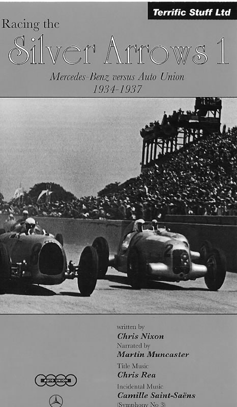 Racing The Silver Arrows (Part One)